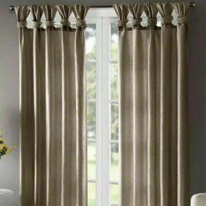 2 Madison Park Emilia Window Curtain, 50 x108